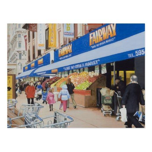 Fairway Postcard