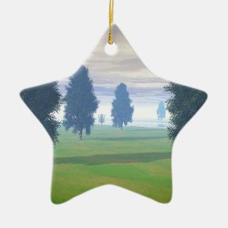 Fairway To Seven Ornaments