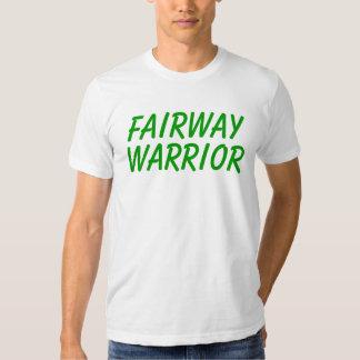 Fairway Warrior T-shirts