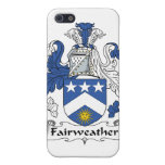 Fairweather Family Crest Covers For iPhone 5