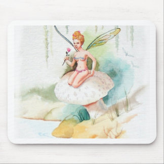 Fairy #1 mouse pad