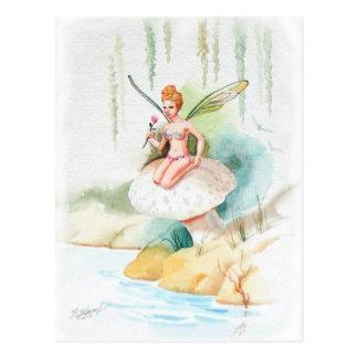 Fairy #1 postcard