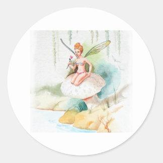 Fairy #1 sticker