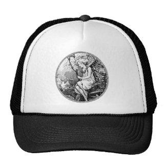 Fairy 6 trucker hat