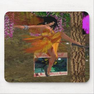 Fairy Air Dancing Mousepads