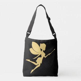 Fairy All-Over-Print Cross Body Bag