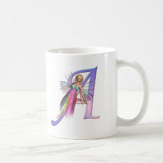 Fairy Alphabet - letter A Mug
