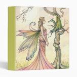Fairy and Dragon Fantasy Art by Molly Harrison Vinyl Binders