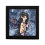 Fairy and Dragon Trinket Box