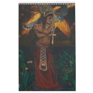 Fairy and Fantasy Art Calendar
