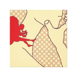 Fairy And I Canvas Print