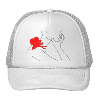 Fairy And I Trucker Hat