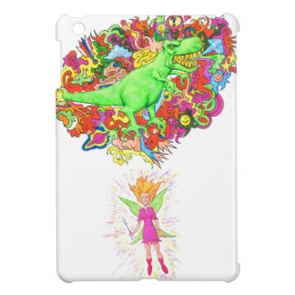 Fairy and Magical T-Rex iPad Mini Cases