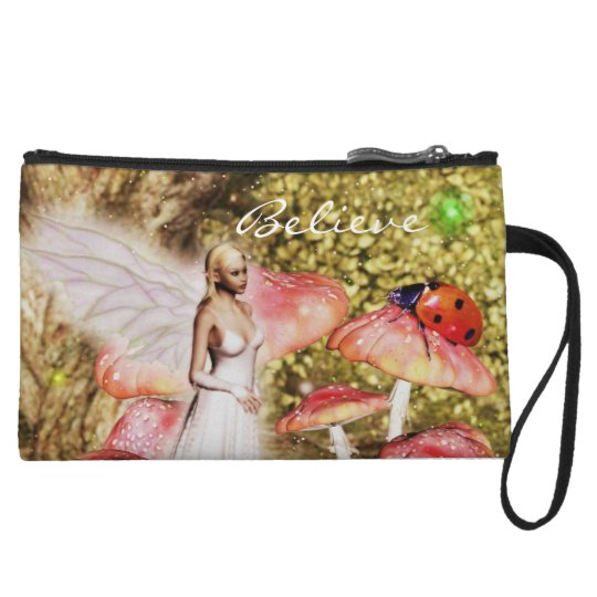 Fairy and the lady bug Bag