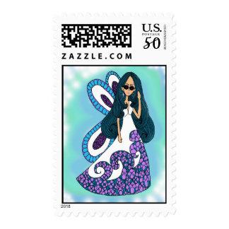 Fairy Angel Postage