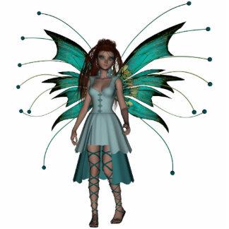 Fairy Aqua Blythe Photo Sculpture