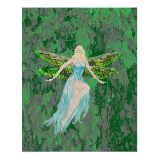 fairy art poster
