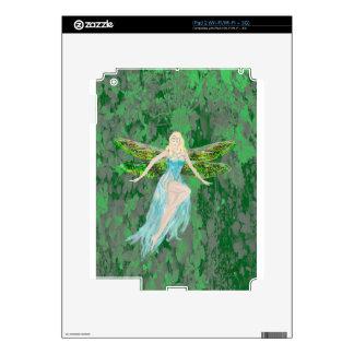fairy artwork iPad 2 decals