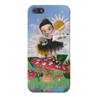 Fairy At The Waters Edge i - Birthday Cover For iPhone SE/5/5s