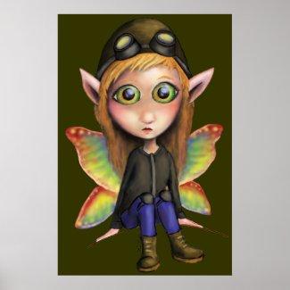 Fairy Aviator Print