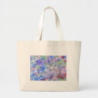Fairy Jumbo Tote Bag