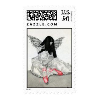 Fairy Ballerina Postage