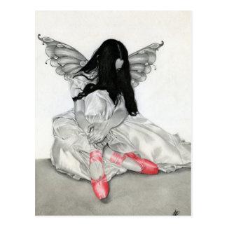 Fairy Ballerina Postcard