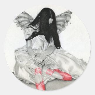 Fairy Ballerina Sticker