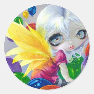 Fairy Balloons Sticker