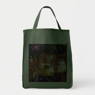 Fairy Banquet by Fitzgerald Canvas Bags