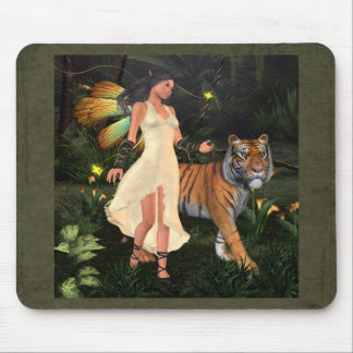 Fairy Beastmaster Mouse Pad