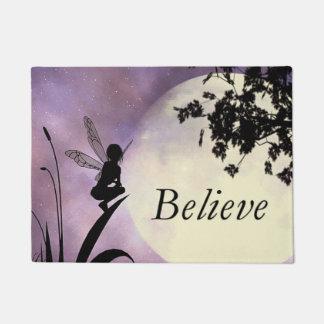 Fairy Believe doormat