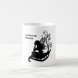 Fairy Believe Classic White Coffee Mug