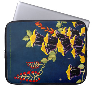 """Fairy Bells"" Neoprene Laptop Sleeve, 15"" Laptop Sleeve"