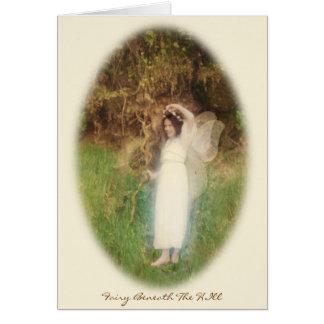Fairy Beneath the Hill Fairy Beneath The HIll Card
