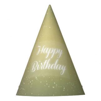 Fairy Birthday Party Hat