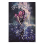 Fairy Blues 6 x 9 Poster