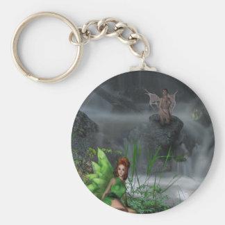 Fairy Brook Keychain