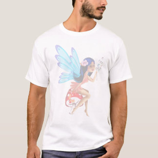 Fairy Bubbles Faded T-Shirt