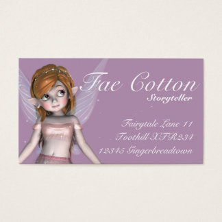 Fairy Business Cards