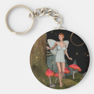 Fairy Butterfly Keychain