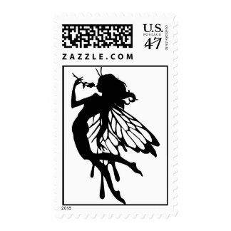 Fairy Butterfly Postage