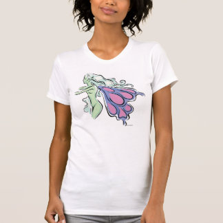 Fairy Butterfly Tee Shirts