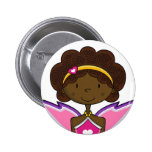 Fairy Button Badge