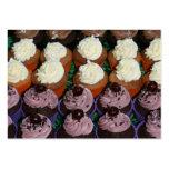 Fairy cakes business card templates