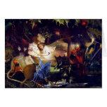 Fairy Card: The Fairy Bower