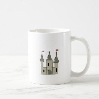 fairy castle coffee mug