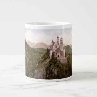 Fairy Castle Giant Coffee Mug