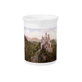 Fairy Castle Pitcher