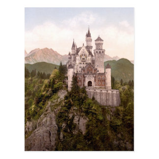 Fairy Castle Postcard